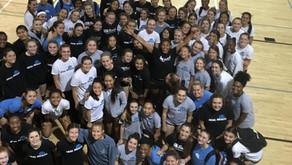 Mel's Farewell - SBVBC Coach Joins UNLV Coaching Staff