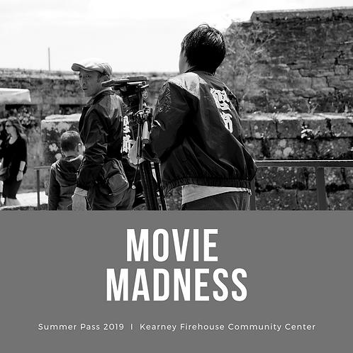 Summer Pass: Wednesday, July 24: Movie Madness