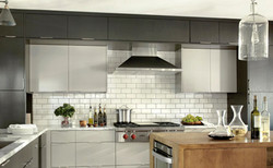 Rustic Contemporary Kitchen AFTER 1