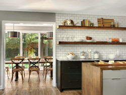 Rustic Contemporary Kitchen AFTER resize