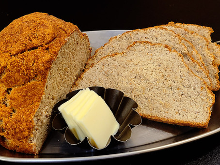 Keto Bread Recipe Version 2.0