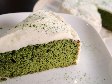 Keto Matcha Cake Recipe