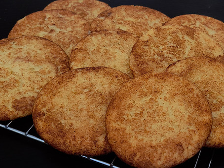 Keto Snickerdoodle Cookie Recipe
