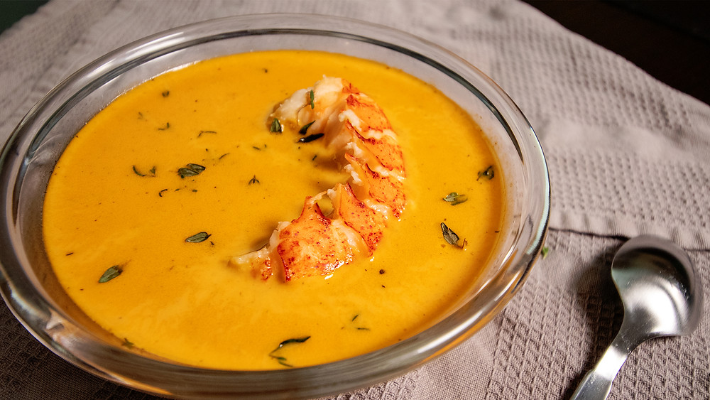 Keto Lobster Bisque Soup Recipe