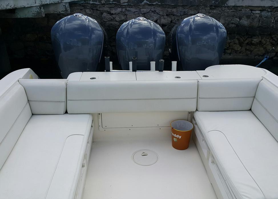 Rear Bench Seating