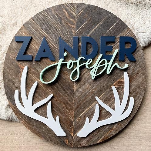"""""""The Zander"""""""