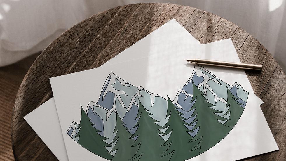 Cascade I Maker Template