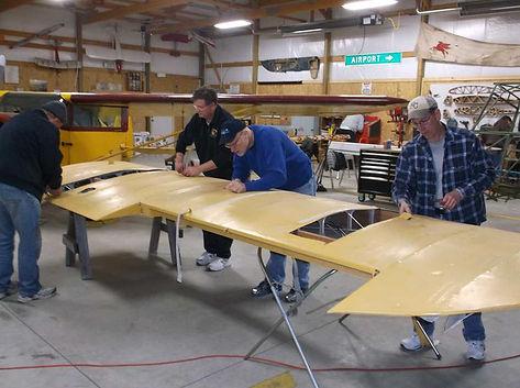 Aeronca Champ LSA project