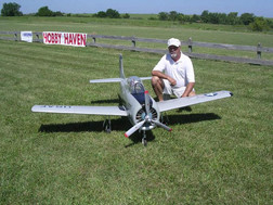 John Ostmeyer Sr's T-28 has final home