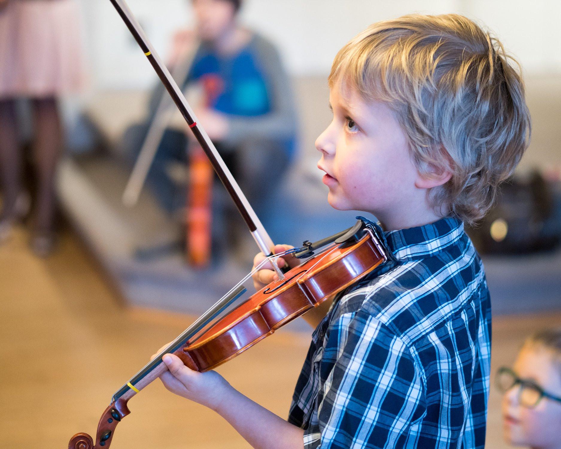 Private 30 minute violin lessons