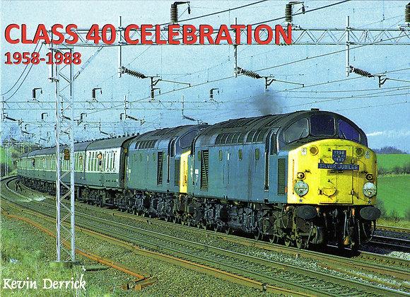 Class 40 Celebration 1958-1988