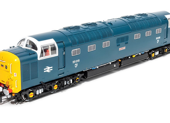Accurascale Class 55 Deltic 55015 Tulyar Deposit