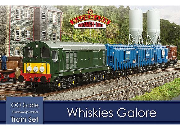 Whiskies Galore Digital Sound Train Set