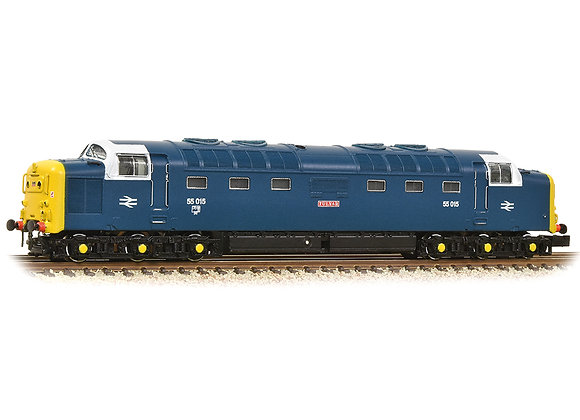 GrahamFarish N-Gauge Class 55 Deltic 55015 Tulyar