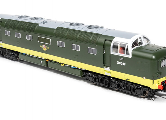 Accurascale Class 55 Deltic D9008 The Green Howards Deposit