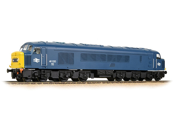 Bachmann 32-701A Class 46 46020 BR Blue Livery