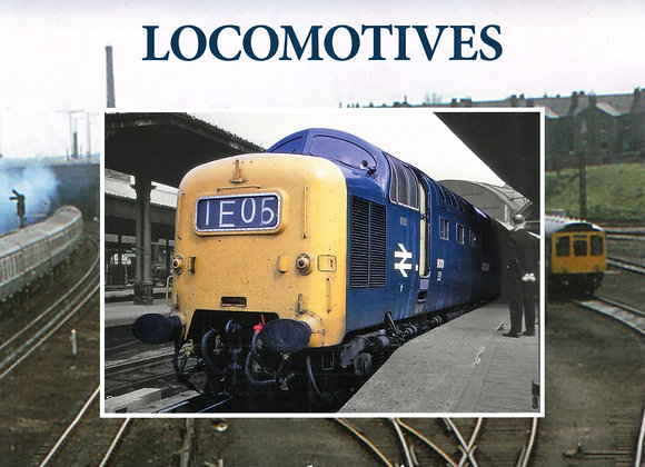 Another Lifetime of Deltic Locomotives