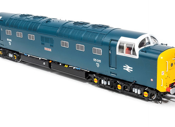 Accurascale Class 55 Deltic55015 Tulyar in FP livery