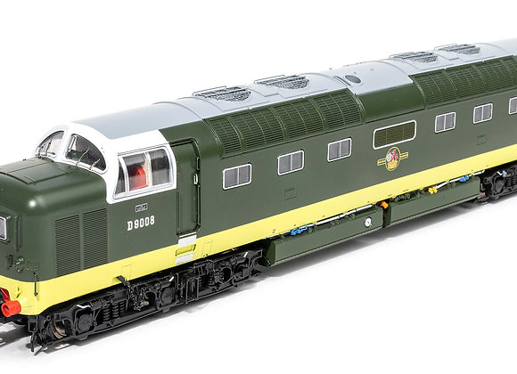 Accurascale Class 55 Deltic D9008 The Green Howards Sound Fitted