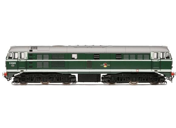 R3661_BR-Green-Class-31-D5509