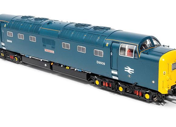 Accurascale Class 55 Deltic D9009 Alycidon Deposit