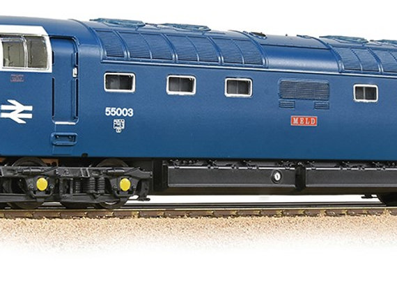 32-532A Class 55 Deltic Number 55003 Meld