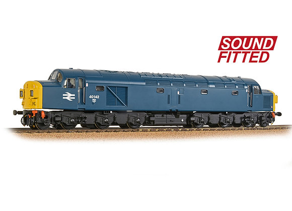 Class 40 40142 Sound Fitted