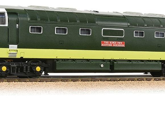 32-529C Class 55 Deltic D9010 The Kings Own Scottish Borderer