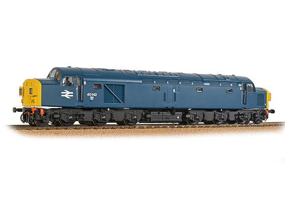 Class 40 40142 Split Headcode
