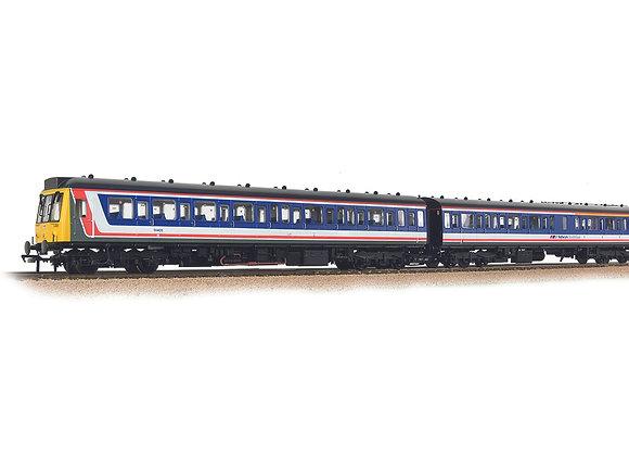 Class 117 3-Car DMU in NSE Livery