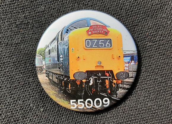 55009 Circular Badge