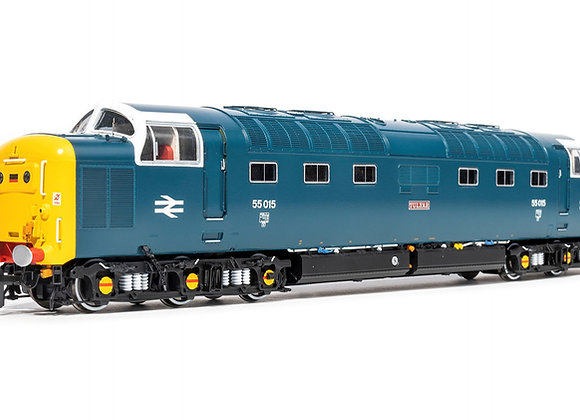 Accurascale Class 55 Deltic 55015 Tulyar in FPLivery Sound Fitted