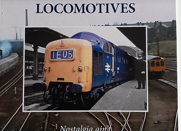 Another Lifetime of Deltic Locomotives Book