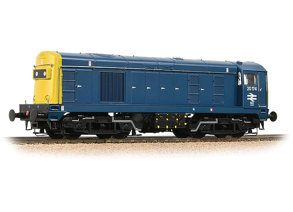 Class 20 20174 BR Blue with Headcode Box