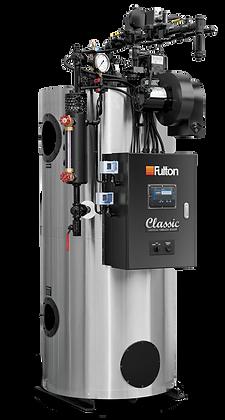 Fulton Classic Tubeless Boiler