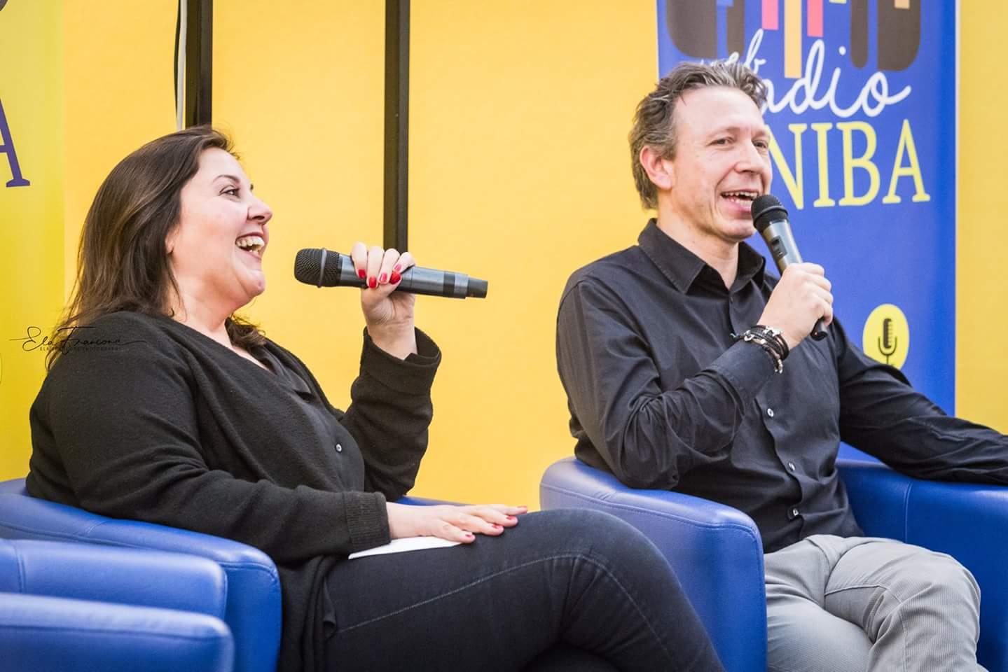 Mary Cacciola e Andrea Lucatello