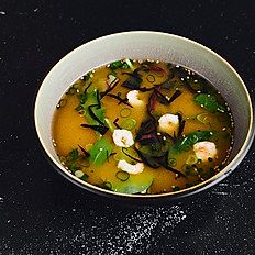3. Miso Suppe