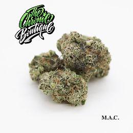 Miracle Alien Cookies (MAC)
