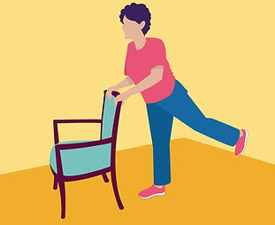 Exercises-for-Seniors-5-Back-Leg-Raises.