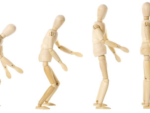 How Posture Affects Our Balance