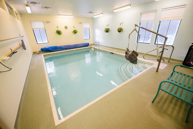 Hit the Pool to Relieve Joint Pain