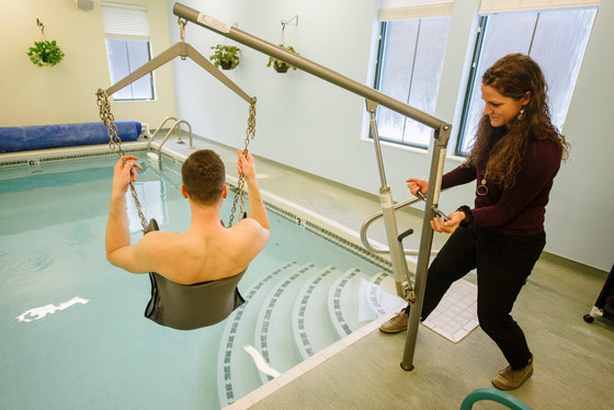 Aquatic Therapy to Improve Balance