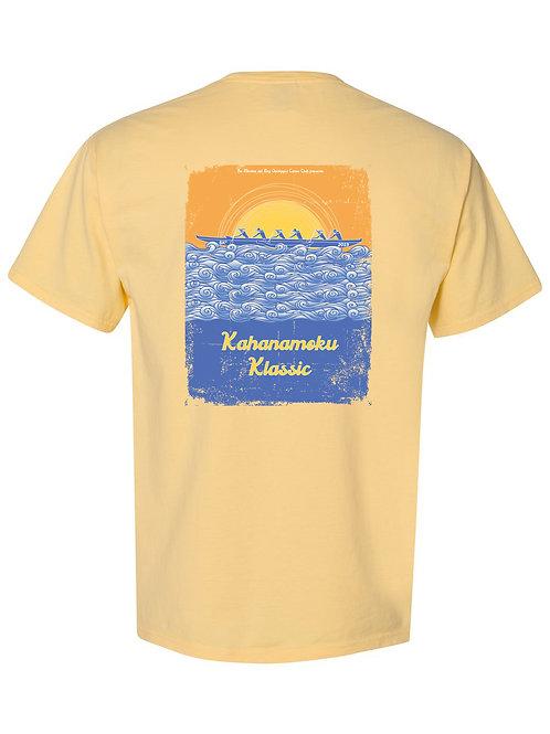 Unisex Short Sleeve Shirt (Yellow)