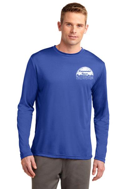 Unisex Long Sleeve Jersey (Royal Blue)