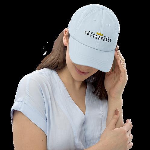 Unstoppable Pastel baseball hat