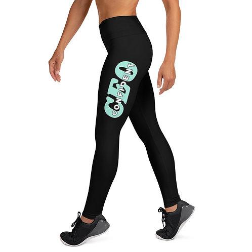 Confident CEO Yoga Leggings