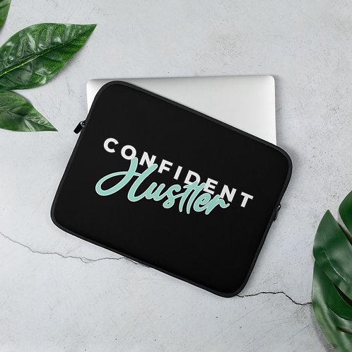 Confident Hustler Laptop Sleeve