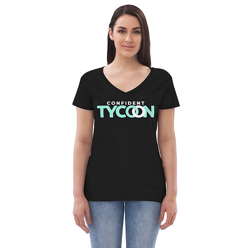Confident Tycoon T-shirt