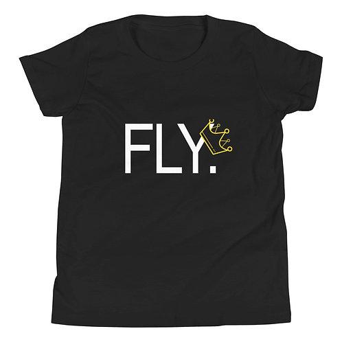 FLY. Youth Short Sleeve T-Shirt