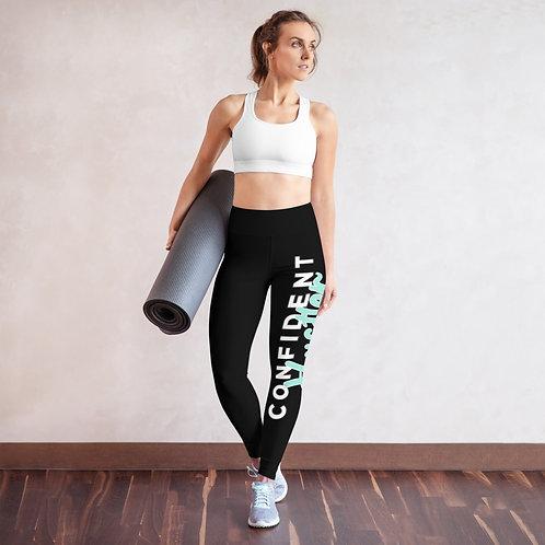Confident Hustler Yoga Leggings